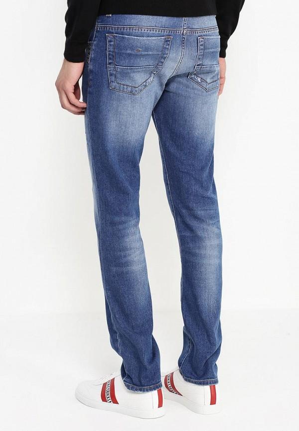 Мужские прямые джинсы Bikkembergs C Q 64B E2 S B048: изображение 4