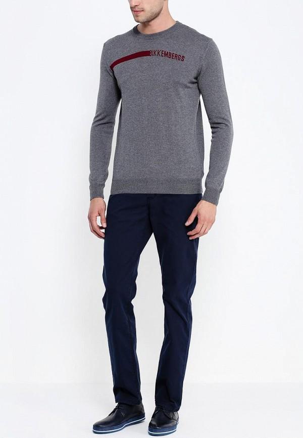 Мужские повседневные брюки Bikkembergs C Q 62B E2 S B043: изображение 3