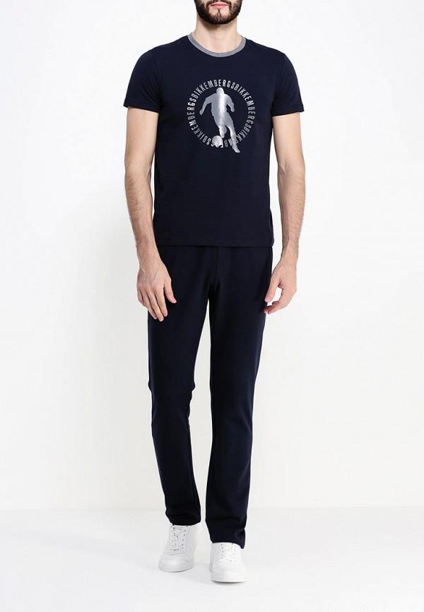 Мужские спортивные брюки Bikkembergs C 1 82S E2 E 0027: изображение 2