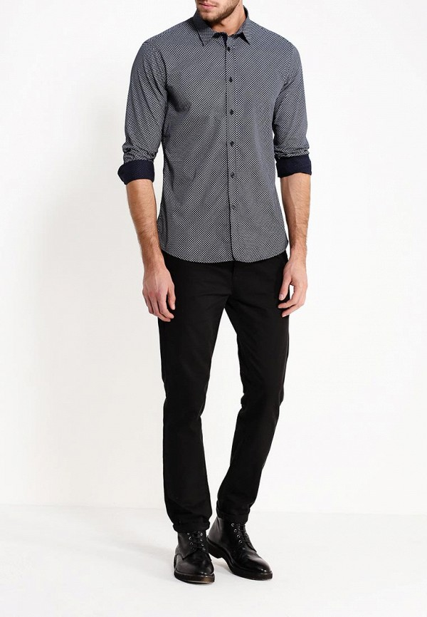 Рубашка с длинным рукавом Bikkembergs C C 01B E2 S B015: изображение 2