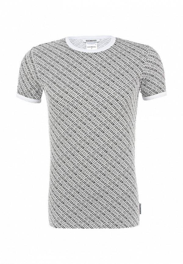 Домашняя футболка Bikkembergs B4P879T45: изображение 1
