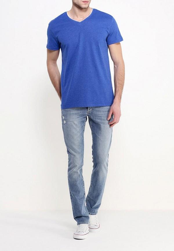 Мужские прямые джинсы Bikkembergs C Q 62B FJ T B139: изображение 3