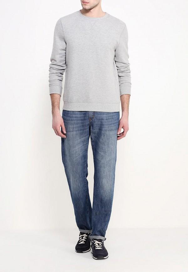 Мужские прямые джинсы Bikkembergs C Q 62B FJ T B139: изображение 4