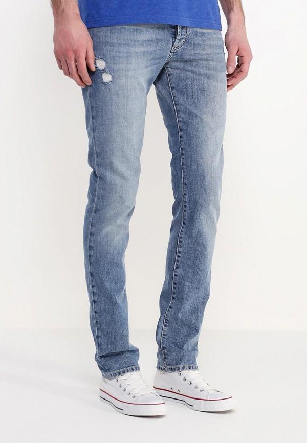Мужские прямые джинсы Bikkembergs C Q 62B FJ T B139: изображение 5