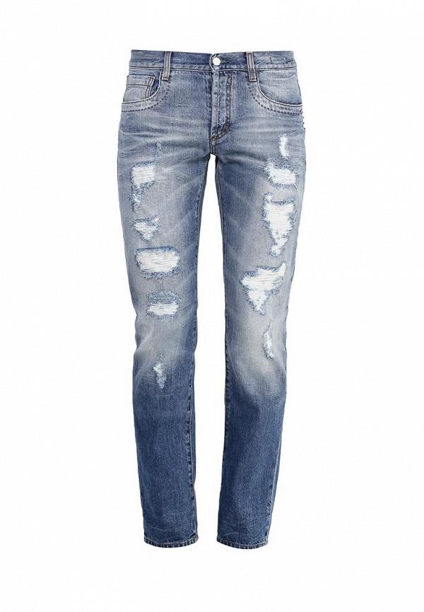 Зауженные джинсы Bikkembergs C Q 64B FJ T B140: изображение 1