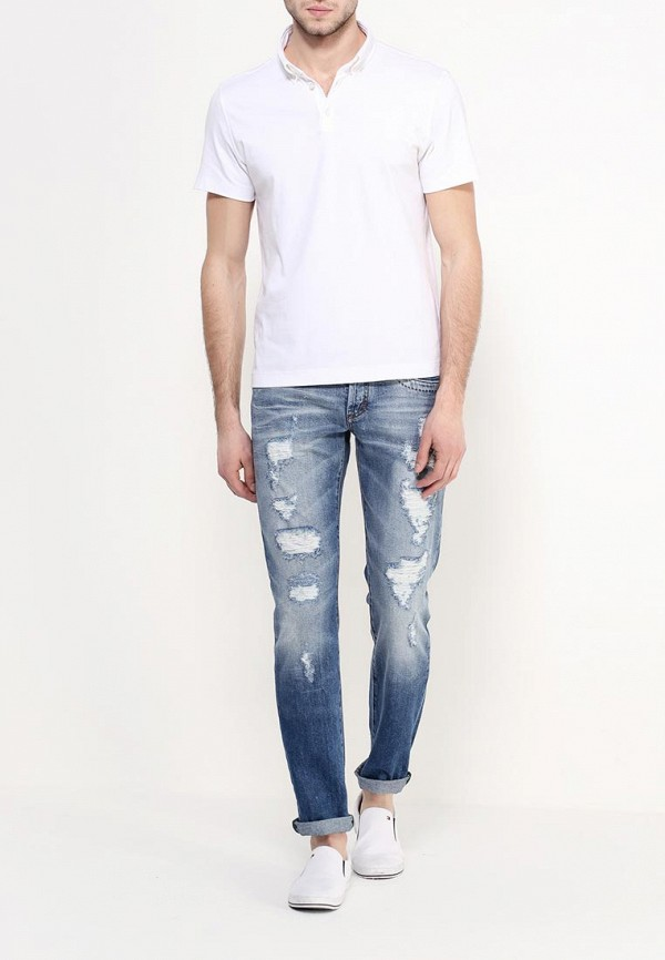 Зауженные джинсы Bikkembergs C Q 64B FJ T B140: изображение 2