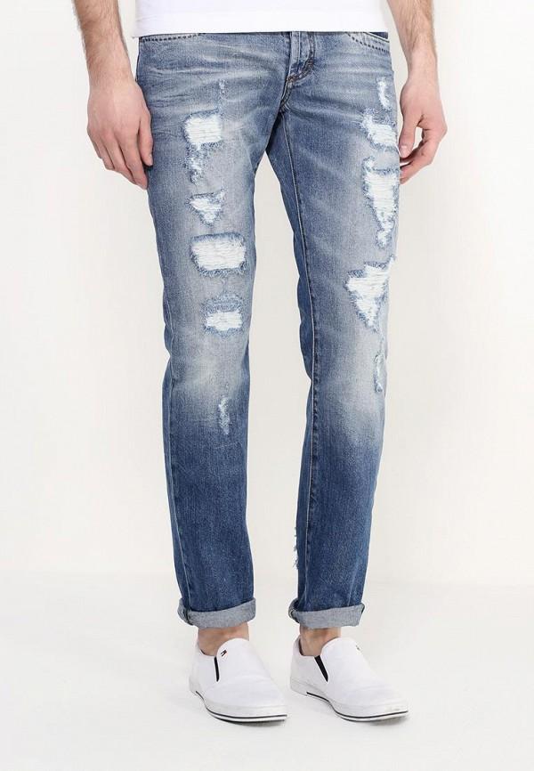Зауженные джинсы Bikkembergs C Q 64B FJ T B140: изображение 3