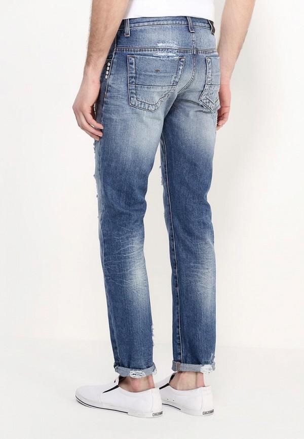 Зауженные джинсы Bikkembergs C Q 64B FJ T B140: изображение 4