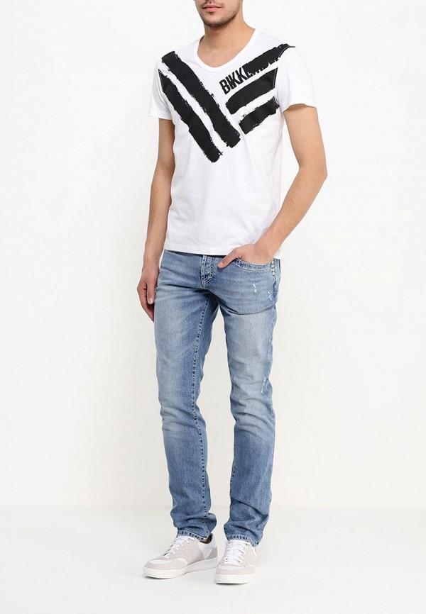 Зауженные джинсы Bikkembergs C Q 61B FJ S B093: изображение 2