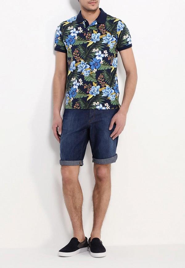 Мужские джинсовые шорты Bikkembergs C Q 18B FD S B106: изображение 2