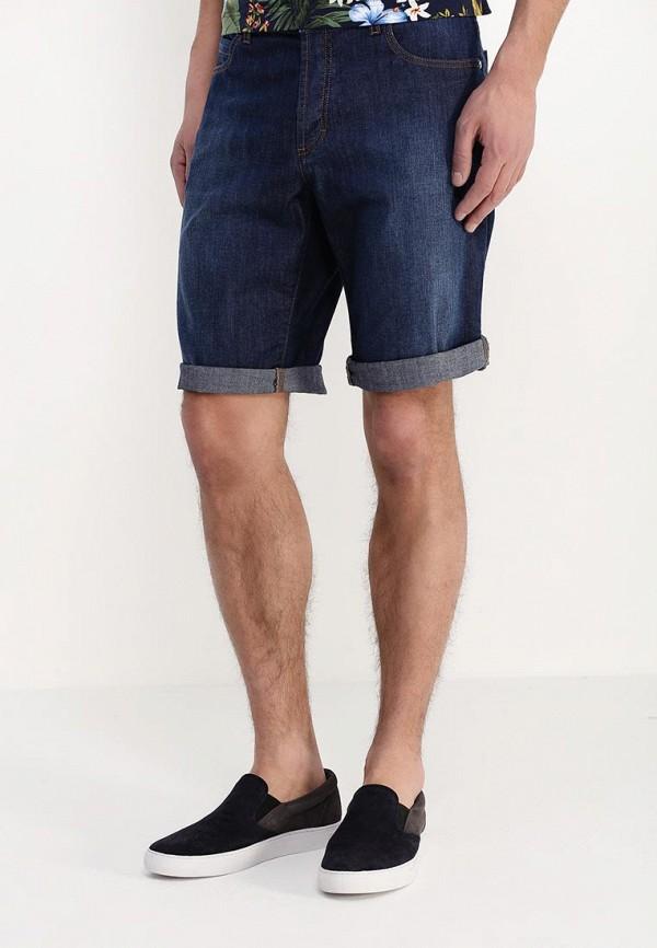 Мужские джинсовые шорты Bikkembergs C Q 18B FD S B106: изображение 3