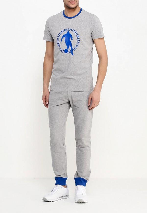 Мужские спортивные брюки Bikkembergs C 1 80B FS E B054: изображение 2