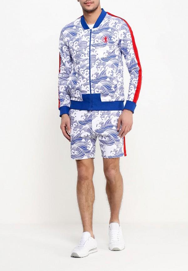 Мужские спортивные шорты Bikkembergs C 1 89S FS M B073: изображение 2