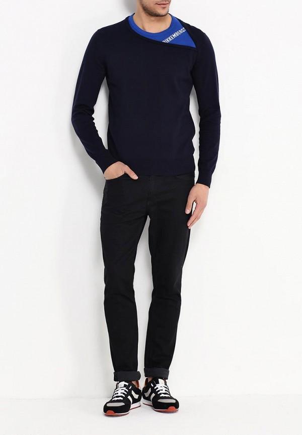 Пуловер Bikkembergs C S 05B FD X B041: изображение 2