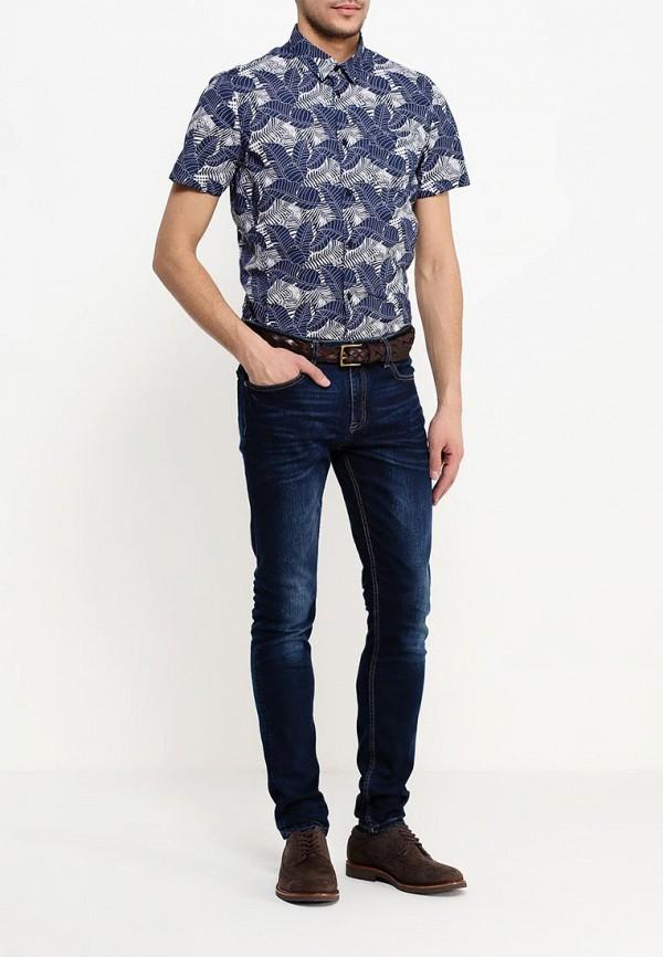 Рубашка с коротким рукавом Bikkembergs C C 61B FJ T B144: изображение 2