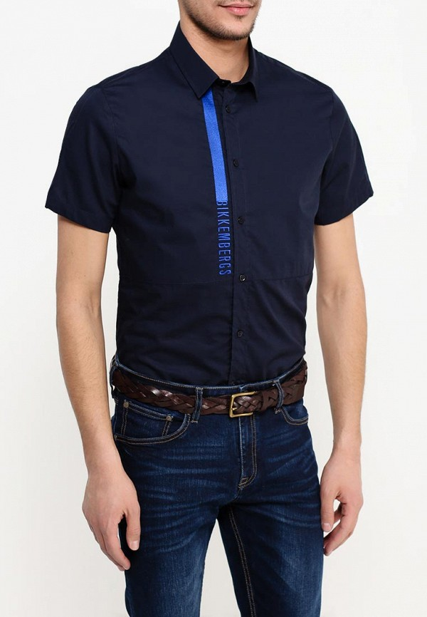 Рубашка с коротким рукавом Bikkembergs C C 21K FD S 0627: изображение 3