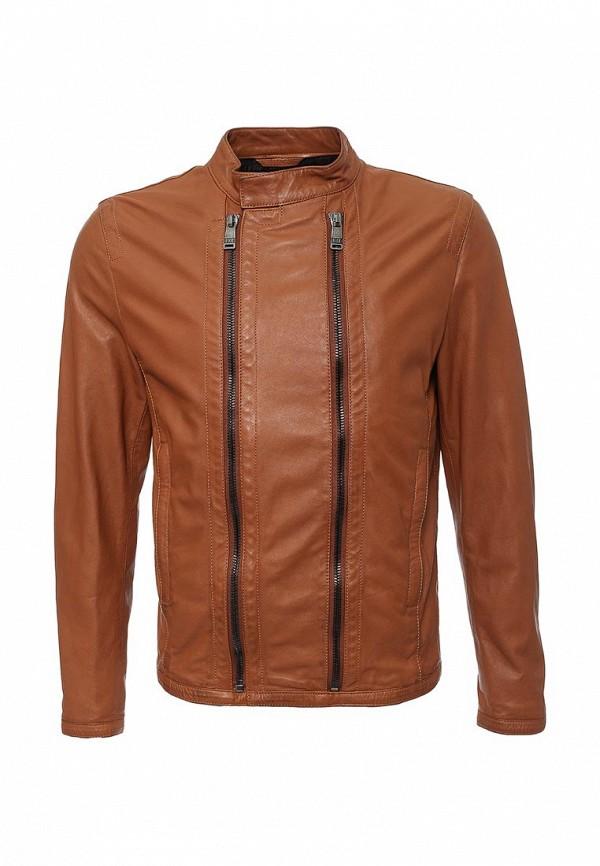 Кожаная куртка Bikkembergs C H 04B FJ D B028: изображение 1