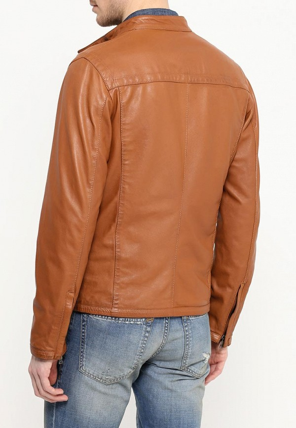 Кожаная куртка Bikkembergs C H 04B FJ D B028: изображение 4
