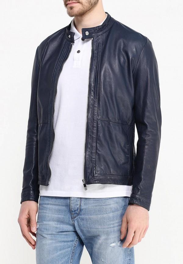 Кожаная куртка Bikkembergs C H 61B FD D B028: изображение 4