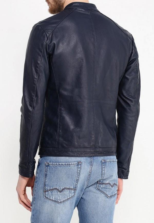 Кожаная куртка Bikkembergs C H 61B FD D B028: изображение 5