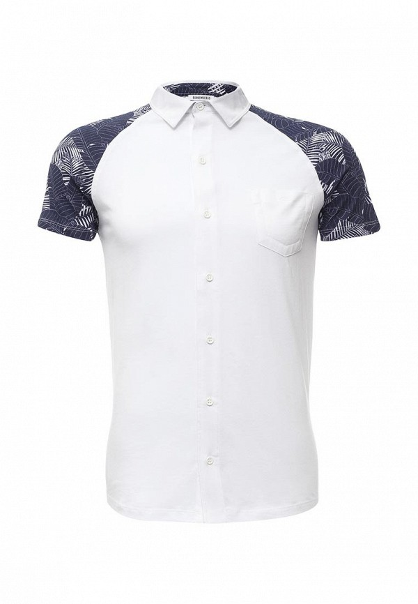 Рубашка с коротким рукавом Bikkembergs C 2 60B FJ M B044: изображение 1