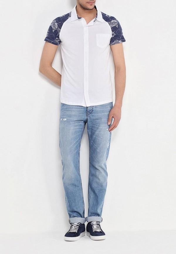 Рубашка с коротким рукавом Bikkembergs C 2 60B FJ M B044: изображение 2