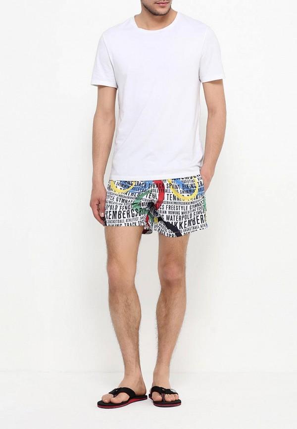 Мужские шорты для плавания Bikkembergs b6g5017: изображение 2