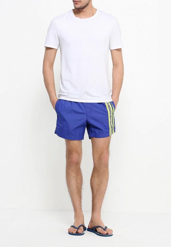 Мужские шорты для плавания Bikkembergs b6g5002: изображение 2