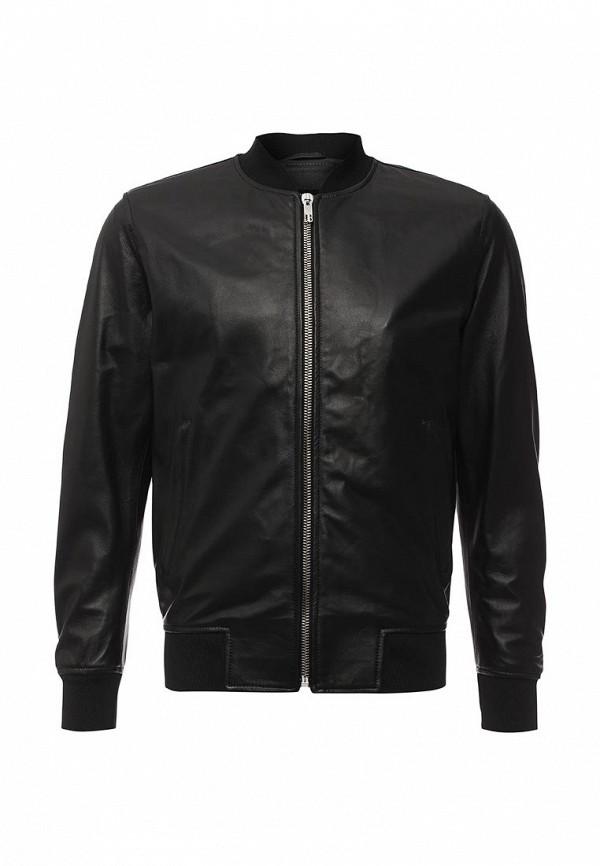 Кожаная куртка Bikkembergs C H 64B FD: изображение 1