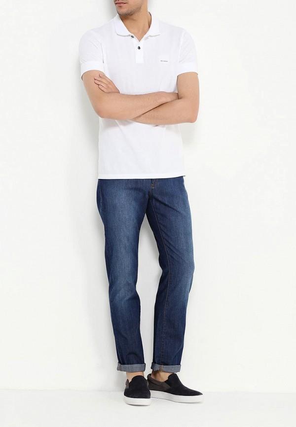 Зауженные джинсы Bikkembergs C Q 08B FD: изображение 3