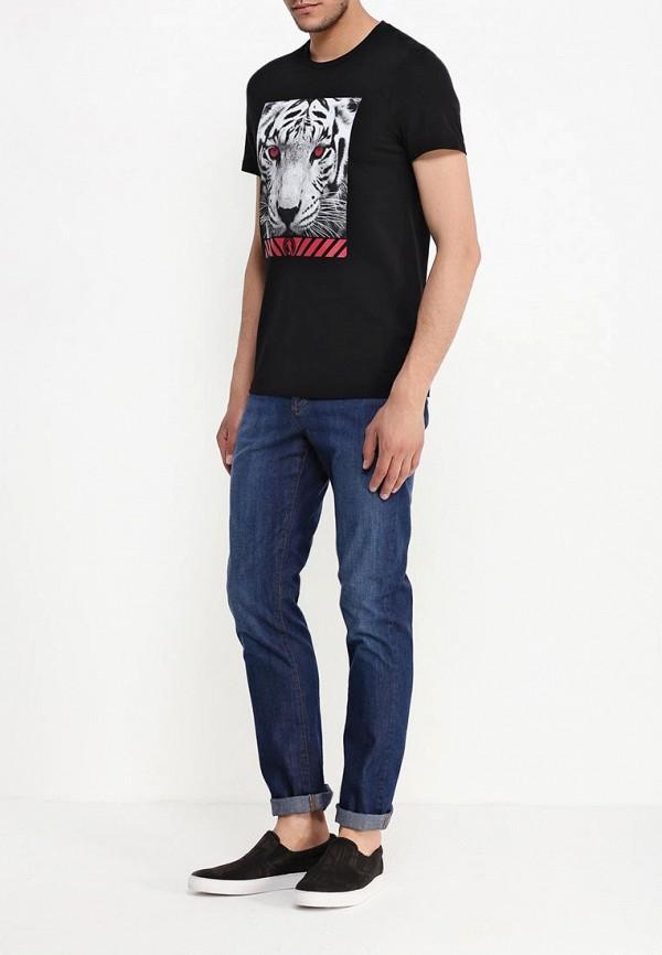 Зауженные джинсы Bikkembergs C Q 08B FD: изображение 4
