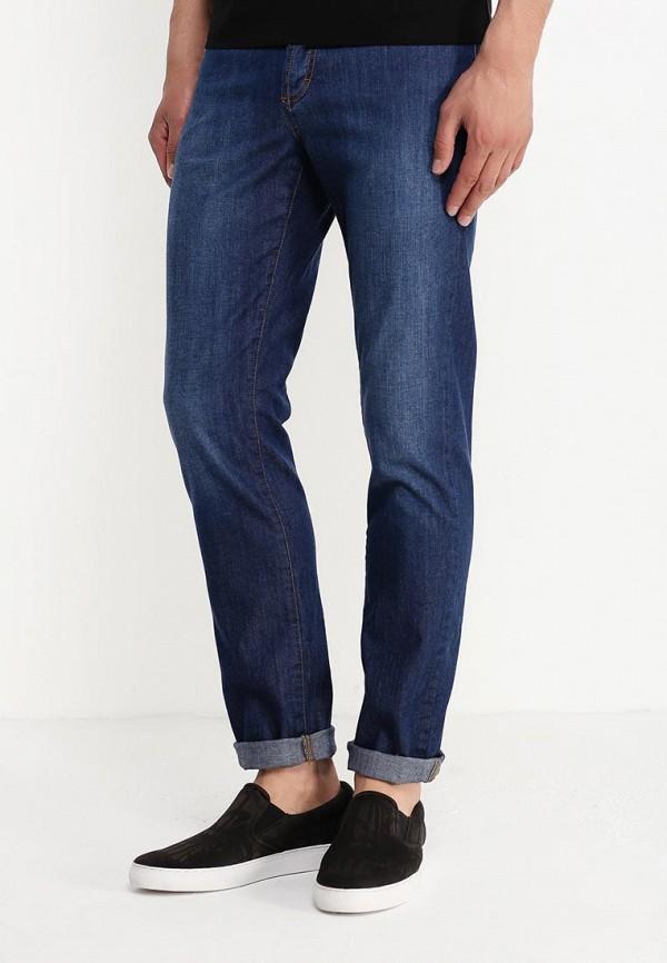 Зауженные джинсы Bikkembergs C Q 08B FD: изображение 6