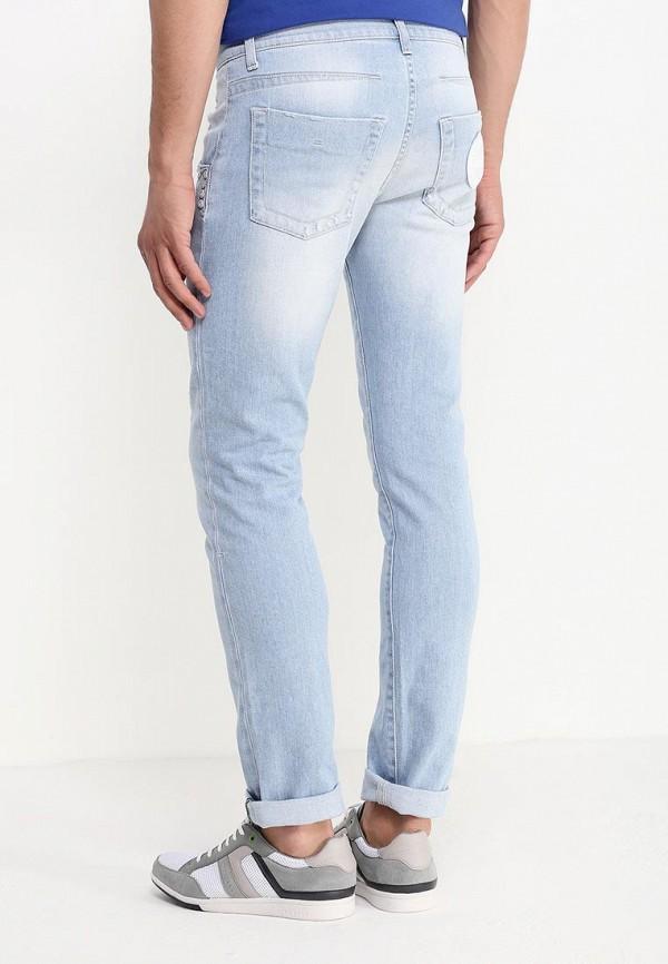 Зауженные джинсы Bikkembergs C Q 54B FJ: изображение 4