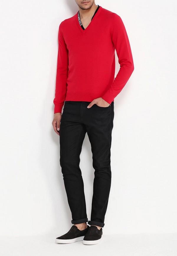 Пуловер Bikkembergs C S 04B FD: изображение 3