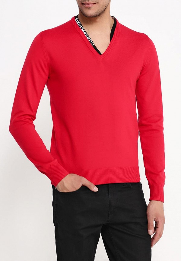 Пуловер Bikkembergs C S 04B FD: изображение 4