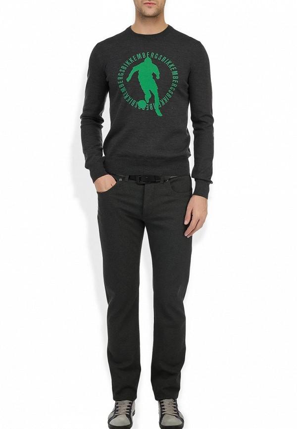 Мужские повседневные брюки Bikkembergs C2DB1594297W701: изображение 3