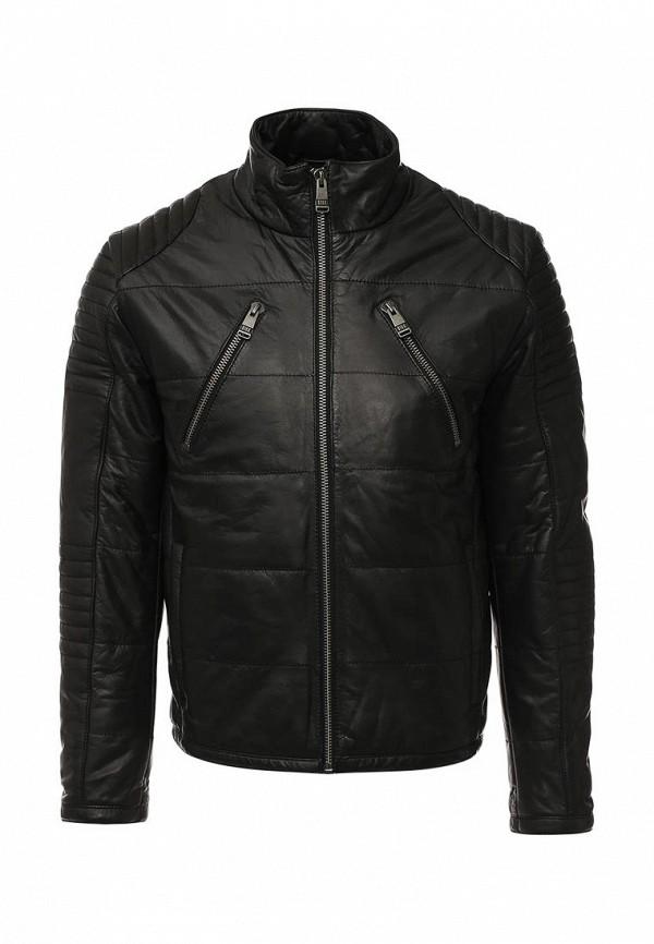 Кожаная куртка Bikkembergs ch89p