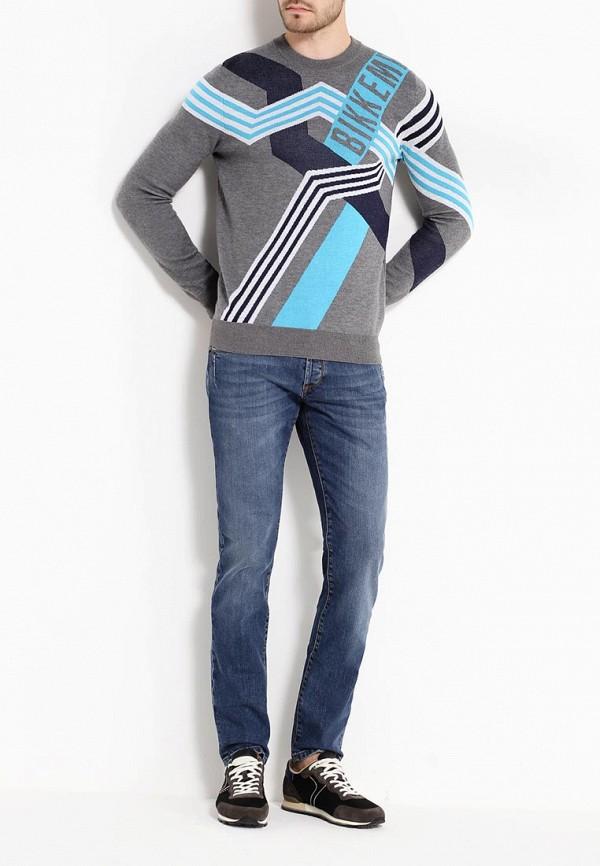 Пуловер Bikkembergs cs21b: изображение 2