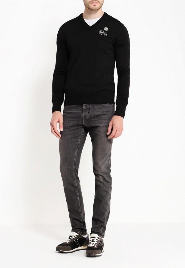 Пуловер Bikkembergs cs71b: изображение 2