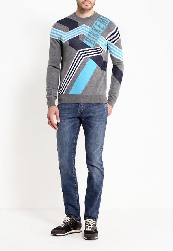 Зауженные джинсы Bikkembergs cq52b: изображение 2