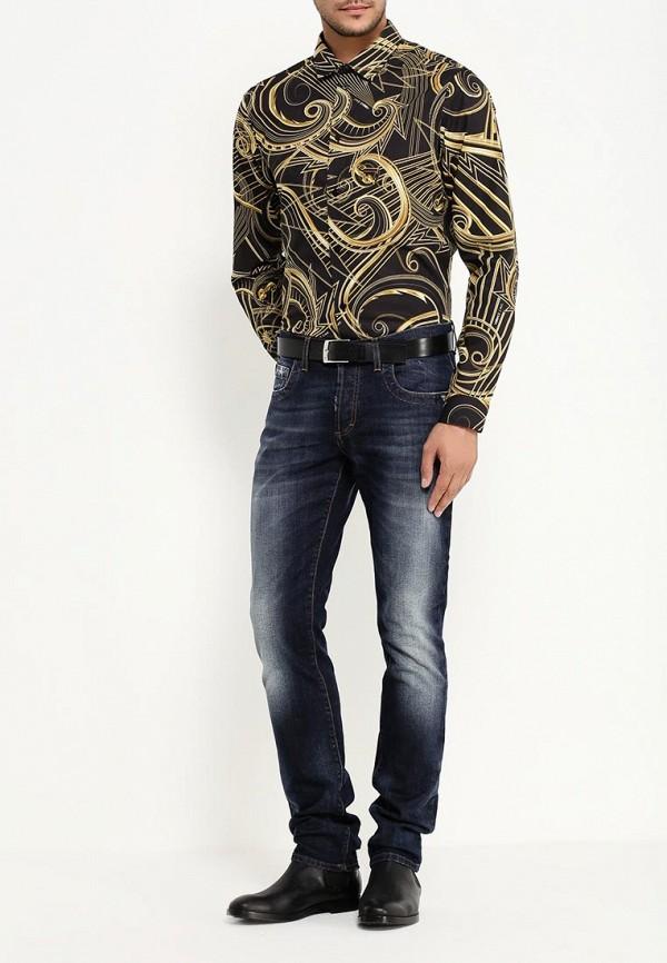 Зауженные джинсы Bikkembergs cq64b: изображение 2