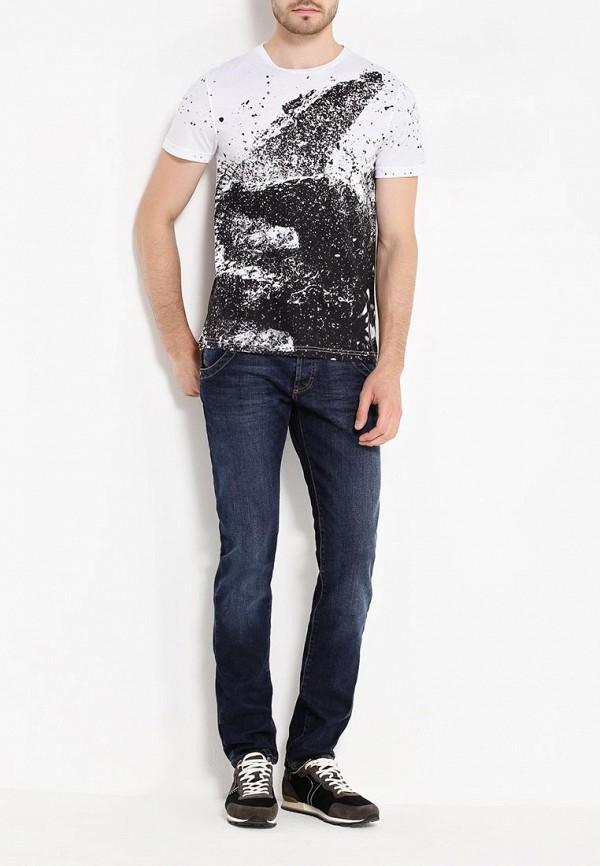 Зауженные джинсы Bikkembergs cq54b: изображение 2