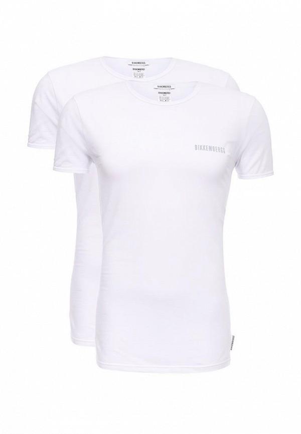 Комплект футболок 2 шт. Bikkembergs