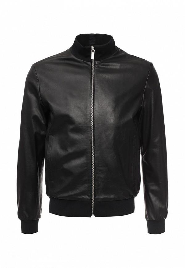 Кожаная куртка Bikkembergs ch95b