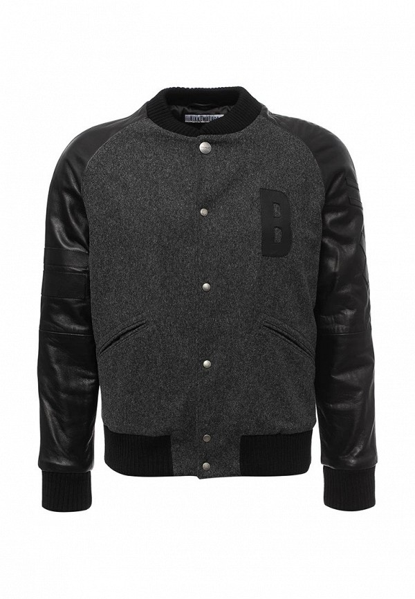 Куртка утепленная Bikkembergs 2017