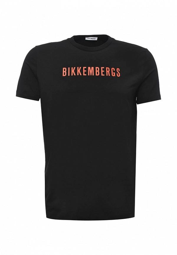 Футболка Bikkembergs Bikkembergs BI535EMVOI91