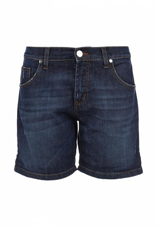 Женские джинсовые шорты Bikkembergs D1DW160DS04P555: изображение 1
