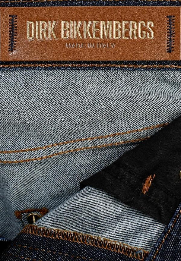 Женские джинсовые шорты Bikkembergs D1DW160DS04P555: изображение 4
