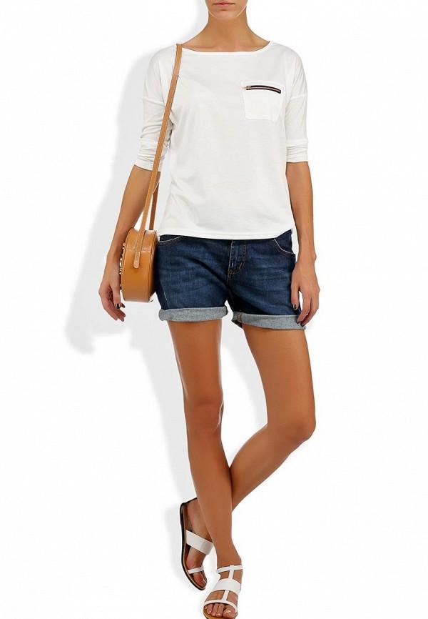 Женские джинсовые шорты Bikkembergs D1DW160DS04P555: изображение 6