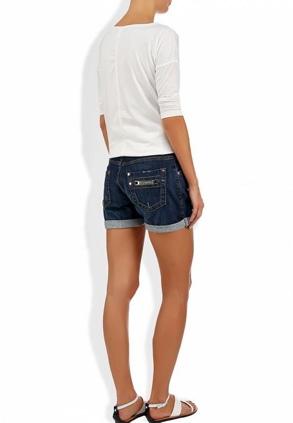 Женские джинсовые шорты Bikkembergs D1DW160DS04P555: изображение 8